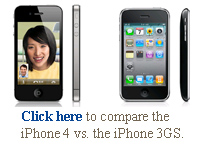 Click here to compare the iPhone 4 vs. the iPhone 3GS.