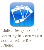 iphone mutlitasking