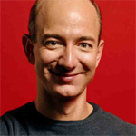 Jeff Bezos, Chairman and CEO, Amazon