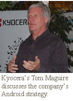 tom maguire kyocera