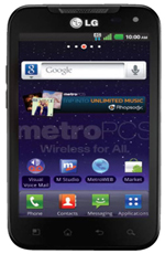 LG Connect 4G MetroPCS LTE