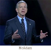 Verizon Communications President and COO Lowell McAdam