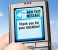 mGive Haiti 90999 texting relief