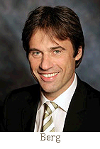 Achim Berg, Microsoft's vice president of business and marketing for Windows Phones