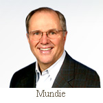 Craig Mundie, Microsoft's chief research and strategy officer,