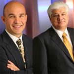 16 : Mike Lazaridis, co-founder and co-CEO, and Jim Balsillie, co-CEO, Research In Motion – Most Powerful People in Wireless