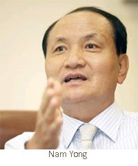 LG Electronics CEO Nam Yong