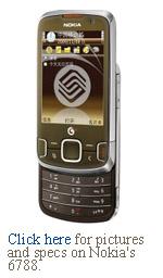 Nokia 6788 td-scdma