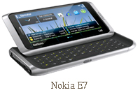 Nokia delays e7
