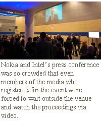 Nokia Intel MeeGo