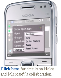Nokia Microsoft Communicator Mobile