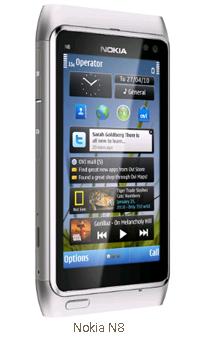 Nokia n8 symbian