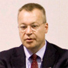 25. Stephen Elop, President and CEO, Nokia
