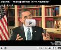 President Obama net neutrality youtube