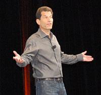 Former Palm CEO Jon Rubinstein left Hewlett-Packard