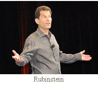 Palm CEO JOn Rubinstein