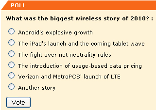 what was the biggest story in 2010?
