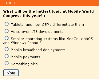 what will be the big news at MWC this year?