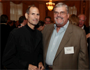 Apple CEO Steve Jobs and Cingular Stan Sigman ATT