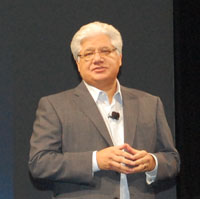 Research In Motion (NASDAQ:RIMM) Co-CEO Mike Lazaridis