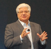 Former Research In Motion (NASDAQ:RIMM) co-CEO Mike Lazaridis