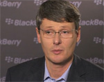 Research In Motion's (NASDAQ:RIMM) new CEO Thorsten Heins