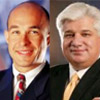 15. Mike Lazaridis, co-founder and co-CEO, and Jim Balsillie, co-CEO, Research In Motion