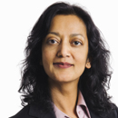 Rima Qureshi, senior vice president and head of CDMA for Ericsson - 2010 Top Women in Wireless