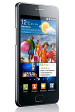 Samsung Galaxy S II for AT&T, Sprint and T-Mobile