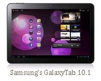 Samsung's GalaxyTab 10.1