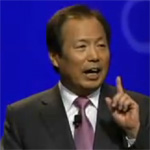 J.K. Shin, President, Samsung Mobile Communications