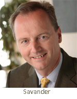 Niklas Savander, Nokia's executive vice president and general manager for markets,