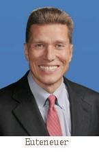 Sprint Nextel (NYSE:S) picked Qwest Communications CFO Joseph Euteneuer to be its new CFO
