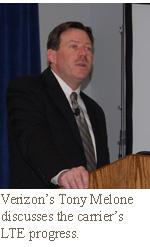 Verizon Wireless' CTO Anthony Melone