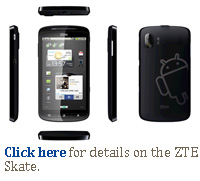 Click here for details on the ZTE Skate