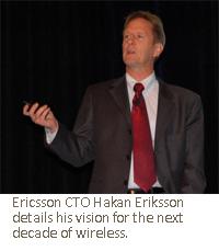 Ericsson CTO Hakan Eriksson