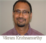 Vikram Krishnamurthy is a senior analyst for chipsets and devices at Maravedis.