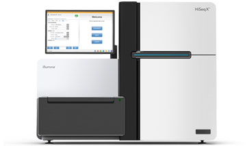 Illumina's HiSeq X Ten is designed to sequence a human genome for $1,000.