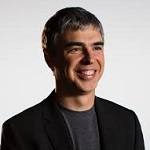 Larry Page, CEO, Google