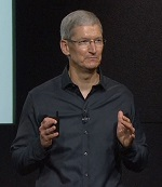 tim cook iphone apple