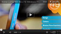 AT&T Nokia Lumia 920 video
