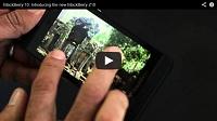 blackberry 10 video z10