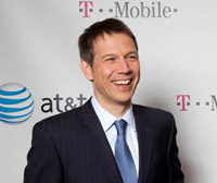 Deutsche Telekom CEO Rene Obermann