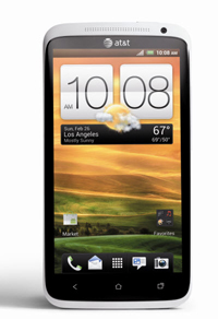 HTC One X Android smarpthone for AT&T