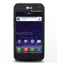 VoLTE LG Connect MetroPCS