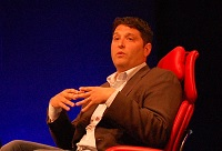 Terry Myerson, corporate vice president of Microsoft's Windows Phone divison,