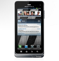 Motorola Droid 3 prepaid
