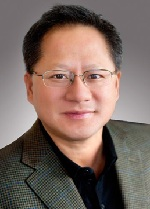 Nvidia CEO Jen-Hsun Huang