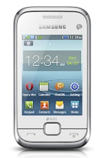 samsung rex 60 Samsung launches Rex handset line for emerging markets, challenging Nokia