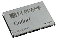 sequans Colibri LTE platform